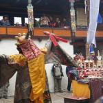 タンボチェ 仮面舞踊