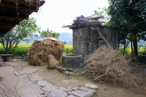 ネパールバイオシステムトイレ