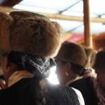 チベット帽子